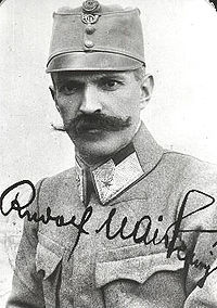 200px-Rudolf Maister with signiture